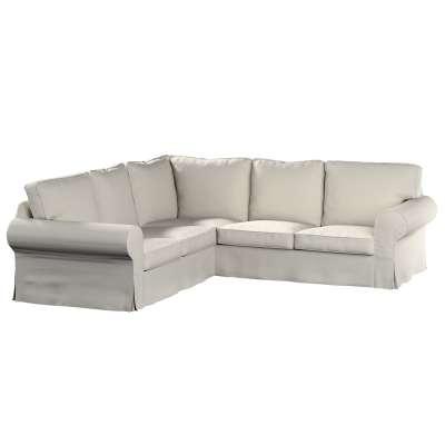 Potah na pohovku IKEA  Ektorp rohová 702-31 Kolekce Cotton Panama