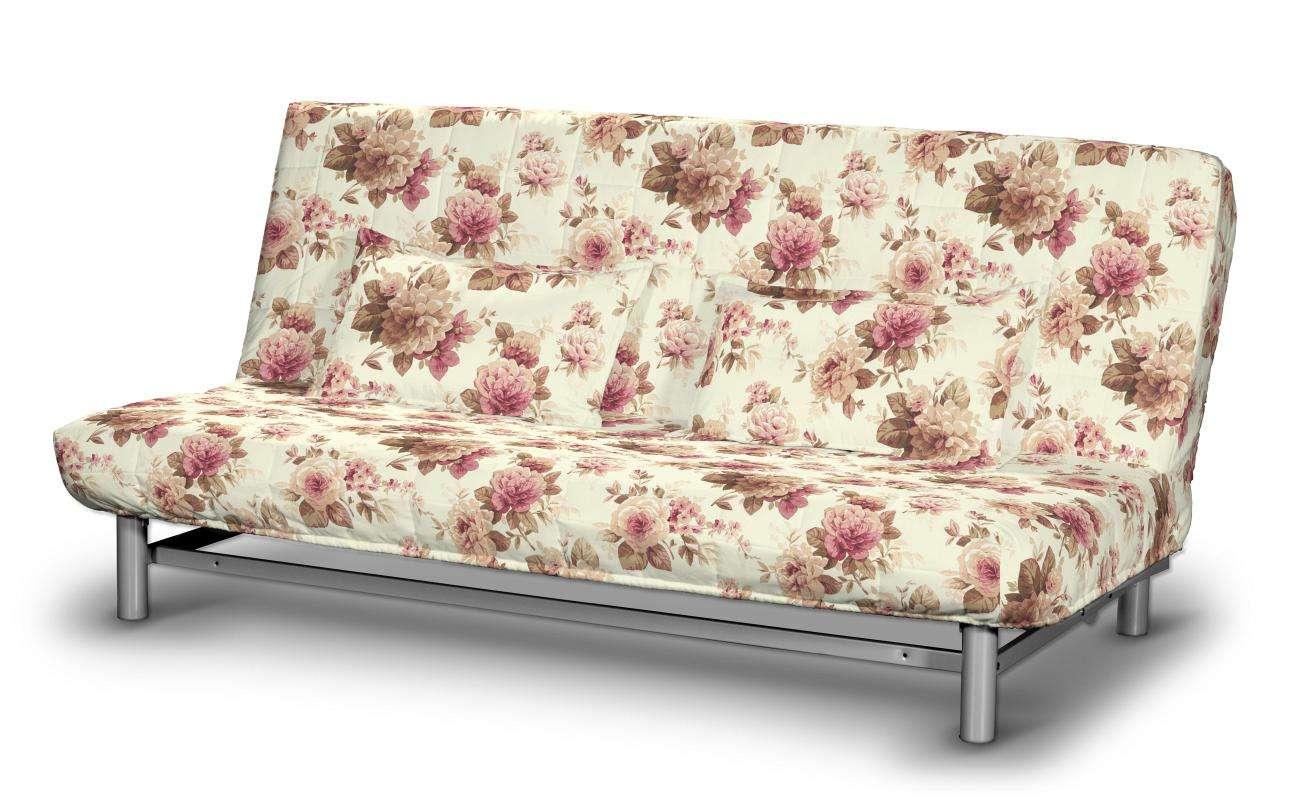 Pokrowiec na sofę Beddinge krótki w kolekcji Londres, tkanina: 141-06
