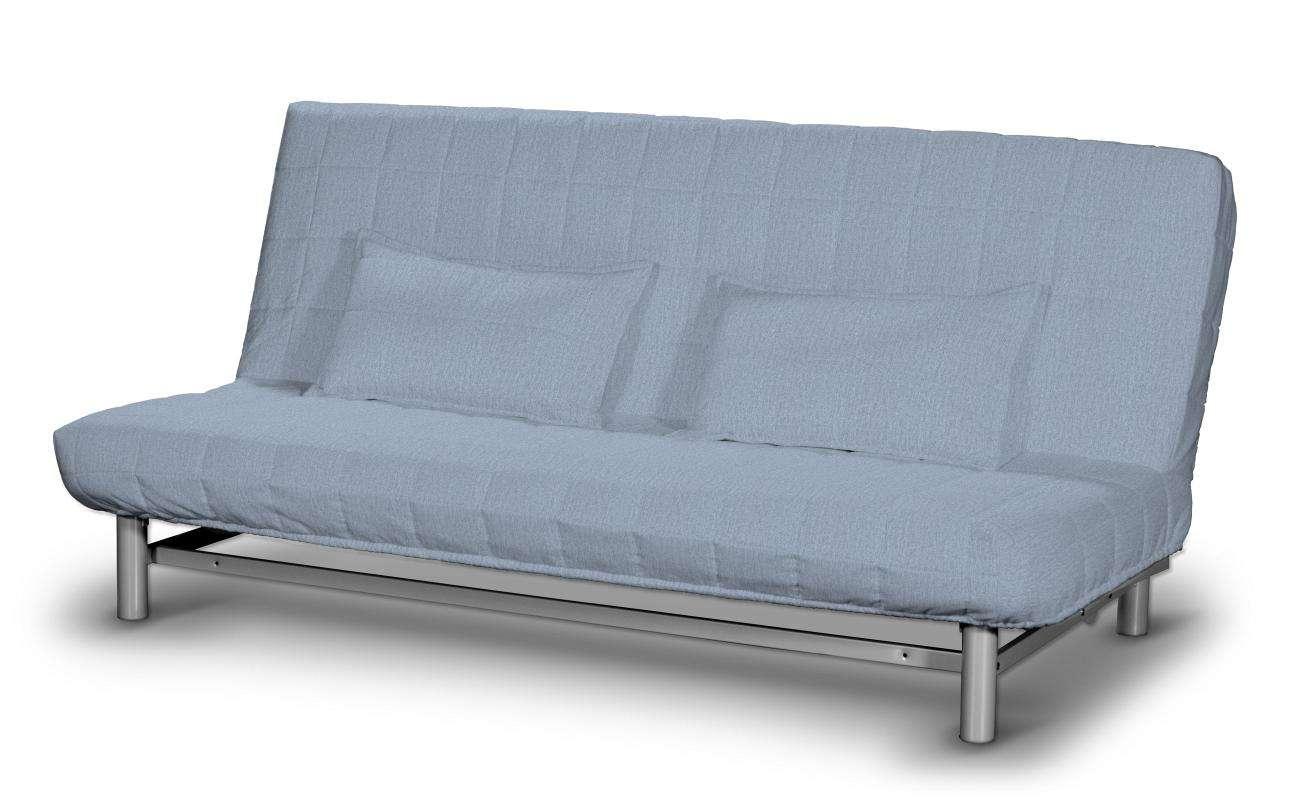 Pokrowiec na sofę Beddinge krótki w kolekcji Chenille, tkanina: 702-13
