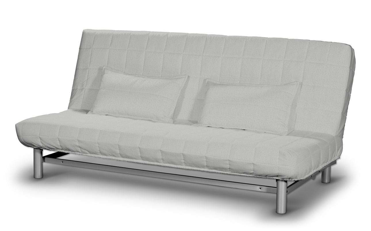 Pokrowiec na sofę Beddinge krótki w kolekcji Chenille, tkanina: 702-23