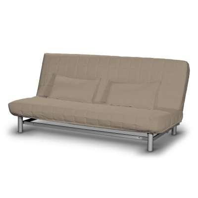 Pokrowiec na sofę Beddinge krótki w kolekcji Cotton Panama, tkanina: 702-28