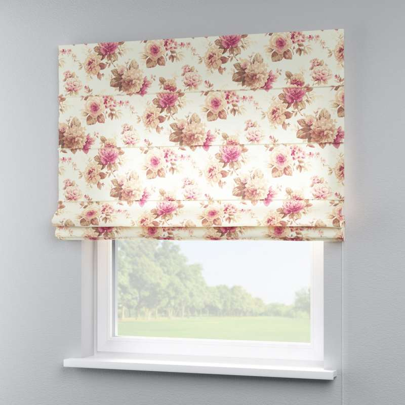 Capri roman blind in collection Londres, fabric: 141-06