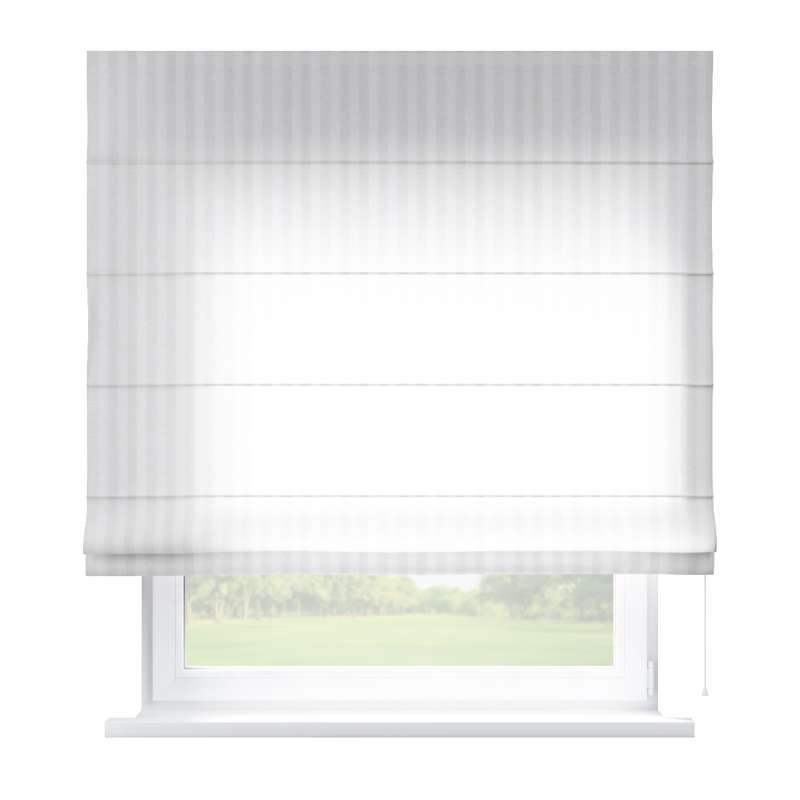 Capri roman blind in collection Linen, fabric: 392-03