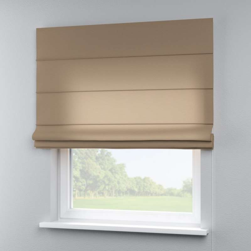 Capri roman blind in collection Quadro, fabric: 136-09