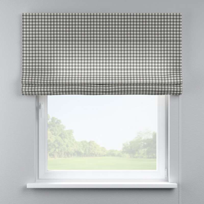 Capri roman blind in collection Quadro, fabric: 136-11