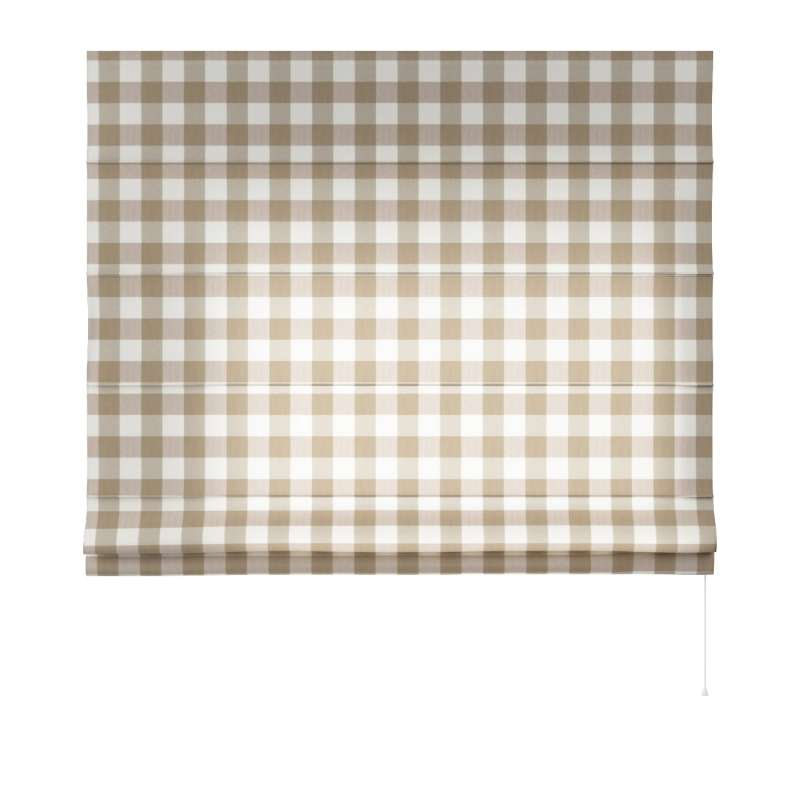 Roleta rzymska Capri w kolekcji Quadro, tkanina: 136-08