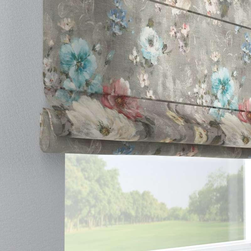 Foldegardin Capri<br/>Uden flæsekant fra kollektionen Monet, Stof: 137-81