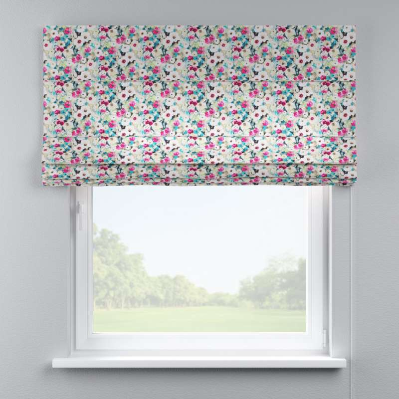 Capri roman blind in collection Monet, fabric: 140-10