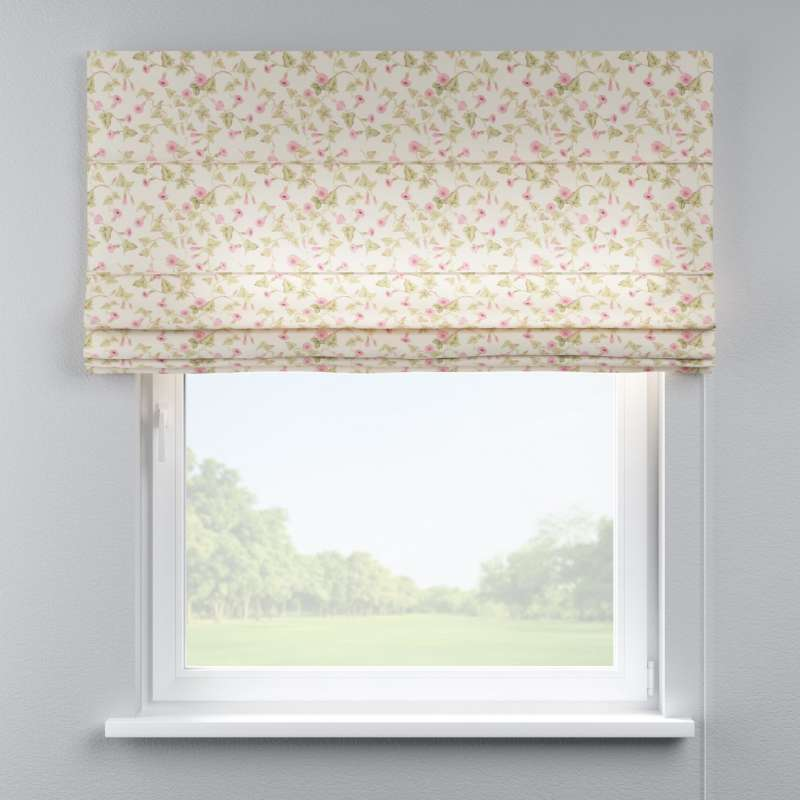 Capri roman blind in collection Londres, fabric: 140-41