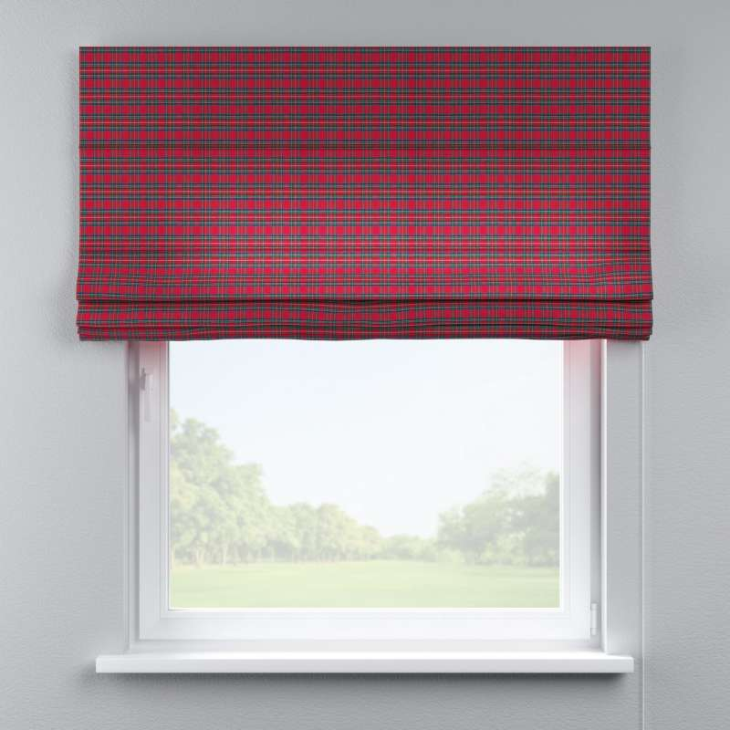 Capri roman blind in collection Bristol, fabric: 126-29