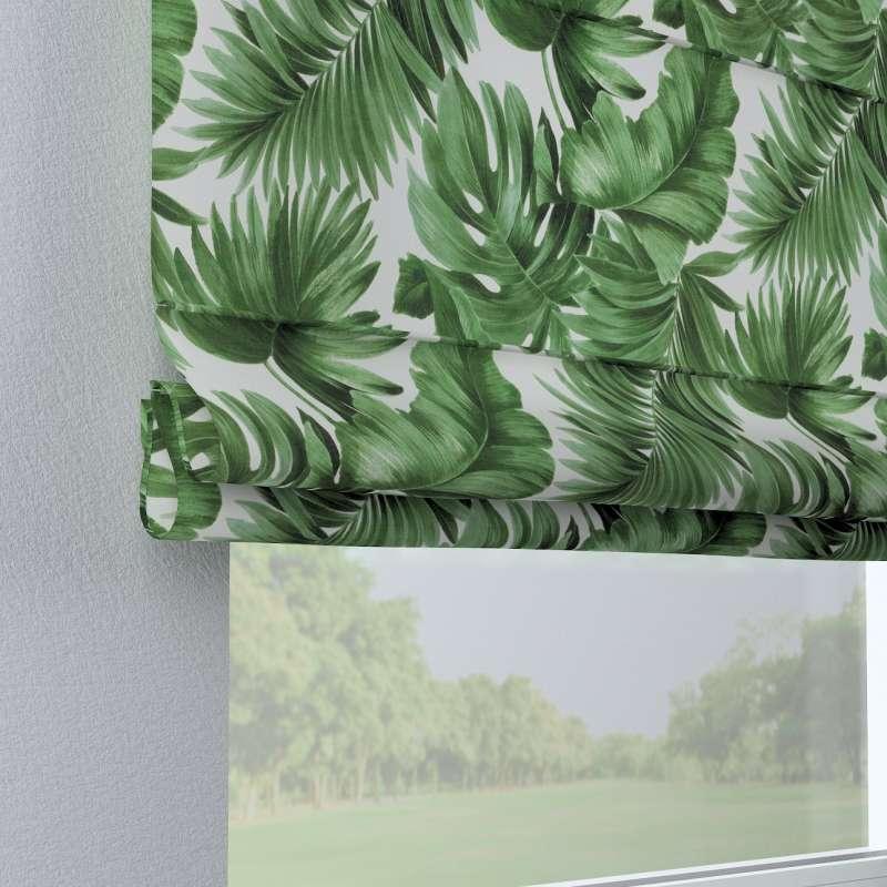 Capri roman blind in collection Tropical Island, fabric: 141-71