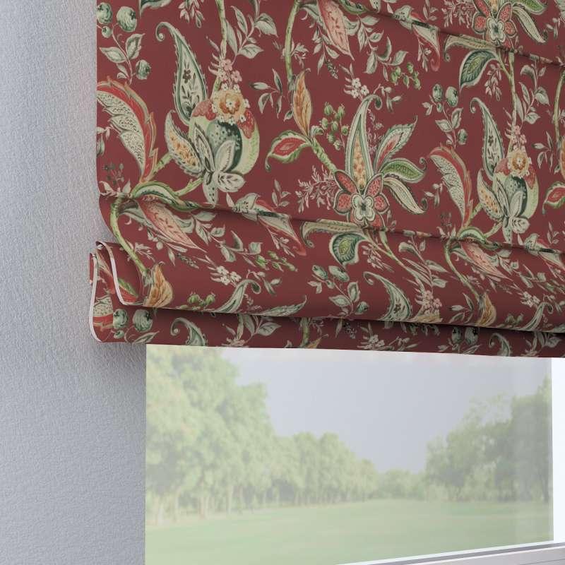 Rímska roleta Capri V kolekcii Gardenia, tkanina: 142-12