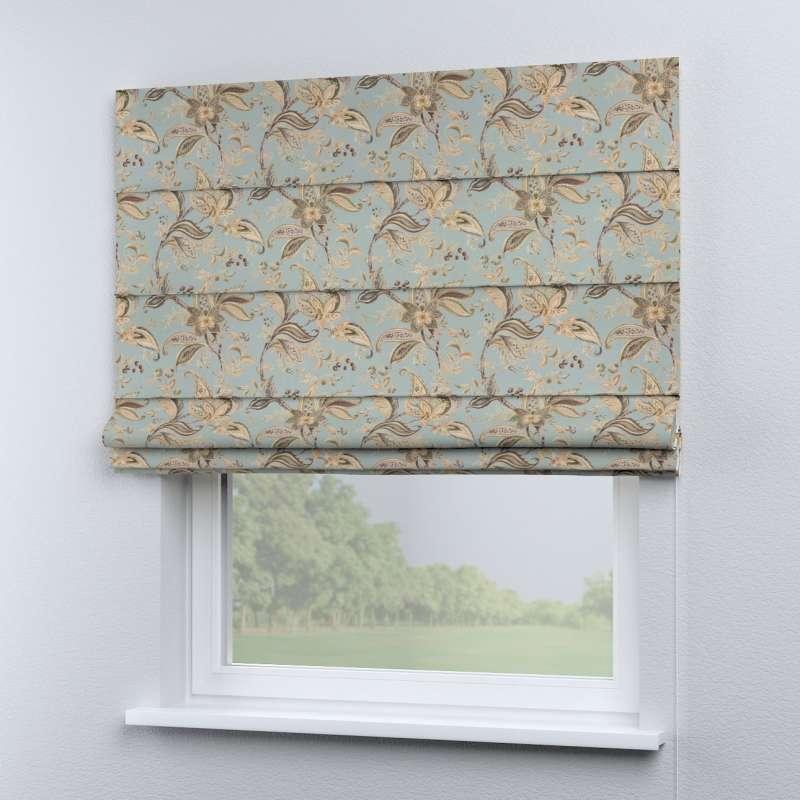 Capri roman blind in collection Gardenia, fabric: 142-18