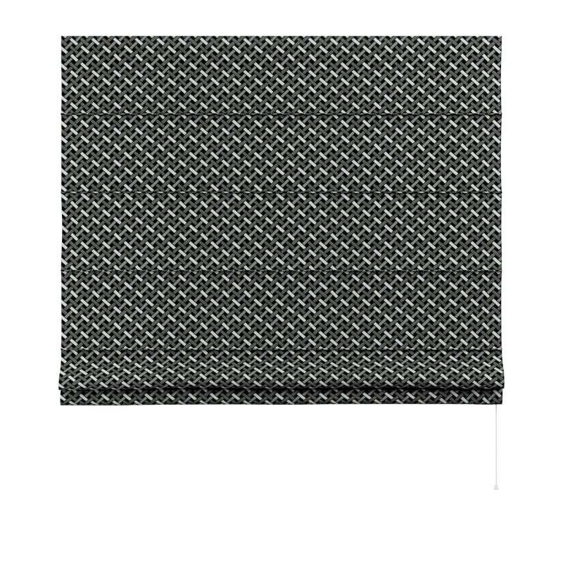 Rímska roleta Capri V kolekcii Black & White, tkanina: 142-87