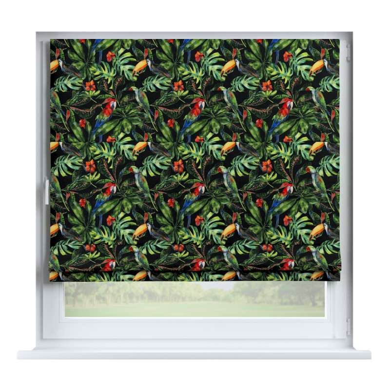 Capri roman blind in collection Velvet, fabric: 704-28