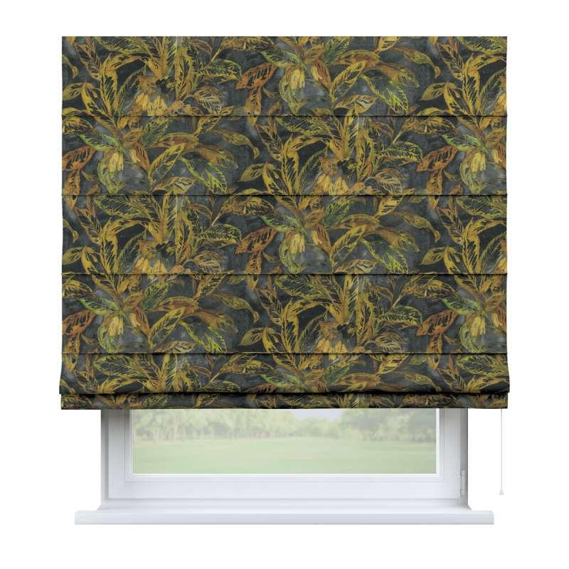 Capri roman blind in collection Abigail, fabric: 143-01