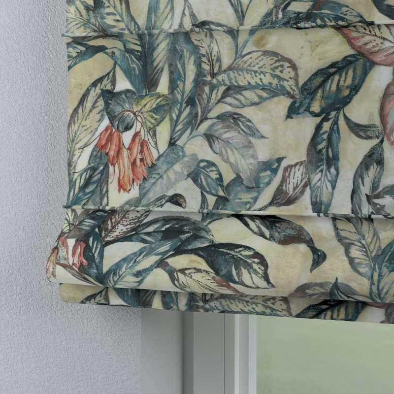 Capri roman blind in collection Abigail, fabric: 143-08