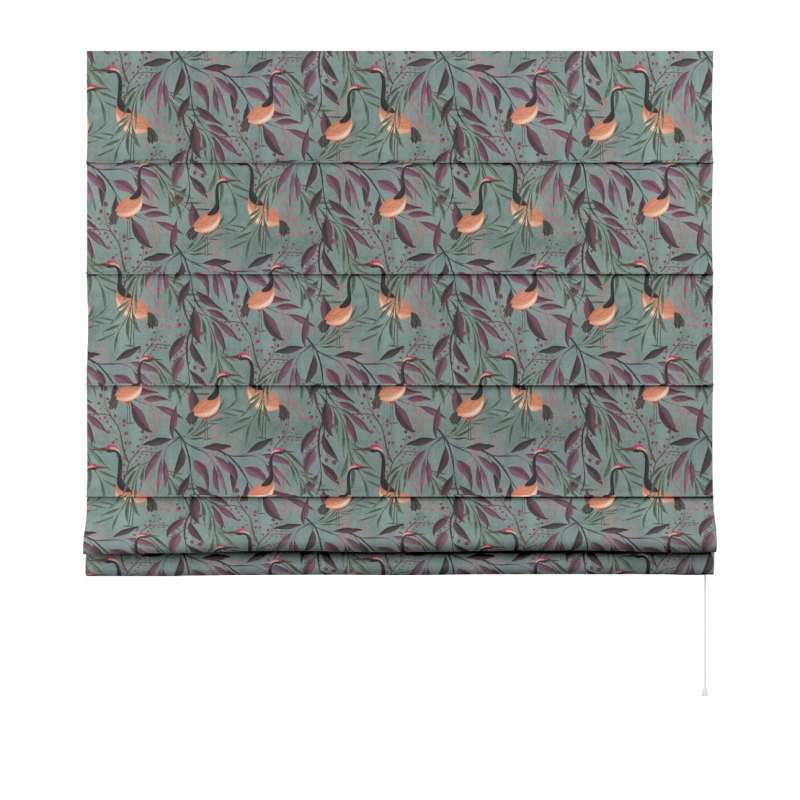 Capri roman blind in collection Abigail, fabric: 143-11
