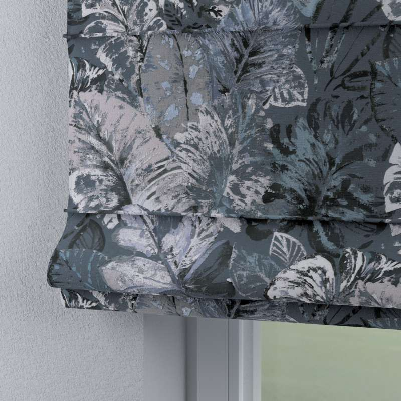 Capri roman blind in collection Abigail, fabric: 143-18