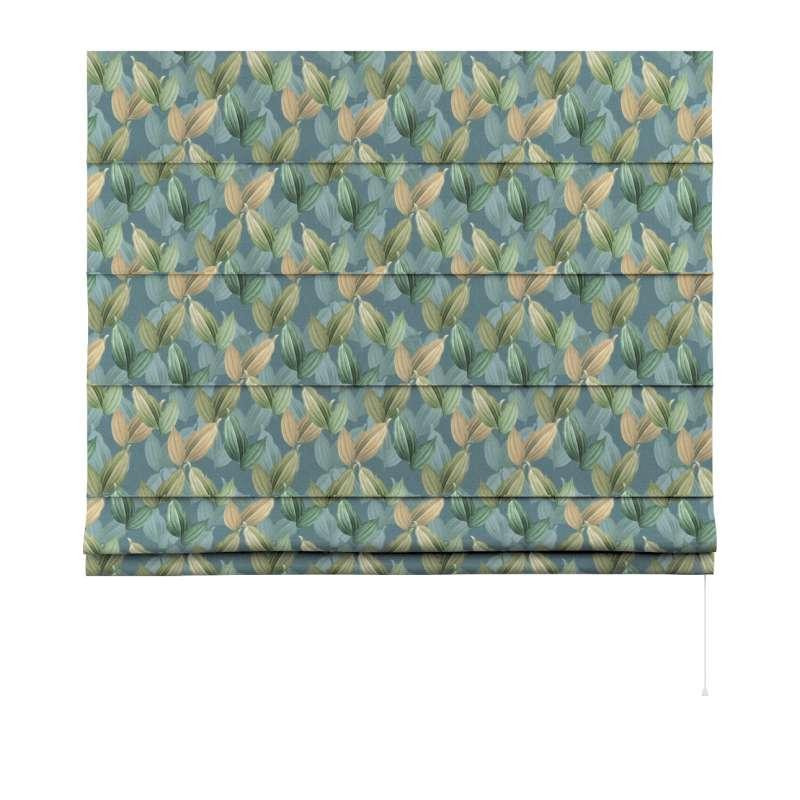 Capri roman blind in collection Abigail, fabric: 143-20
