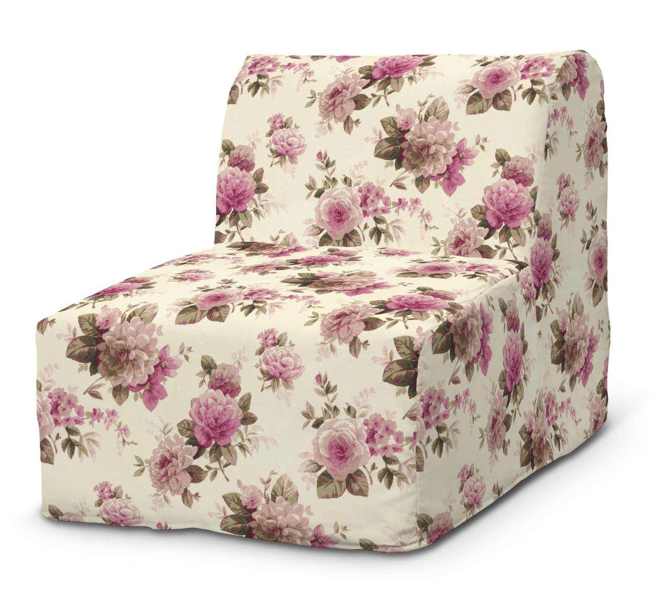 Lycksele Sesselbezug von der Kollektion Londres, Stoff: 141-07