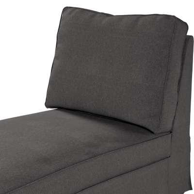 Ektorp Bezug für Recamiere ohne Armlehne, neues Modell von der Kollektion Etna, Stoff: 705-35