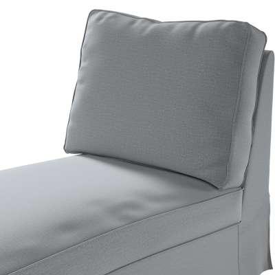 Pokrowiec na szezlong/ leżankę Ektorp wolnostojący prosty tył w kolekcji Ingrid, tkanina: 705-42