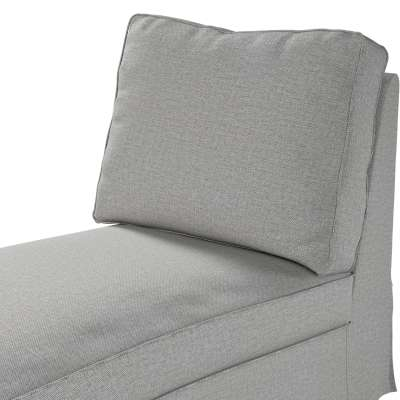 Pokrowiec na szezlong/ leżankę Ektorp wolnostojący prosty tył w kolekcji Living, tkanina: 160-89