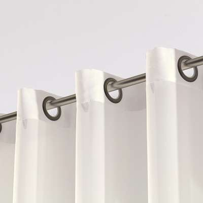 Záclona z voálu na kolieskach