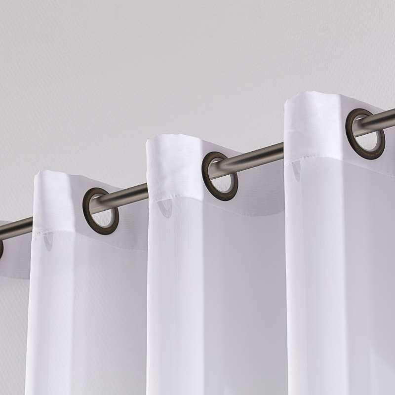 Záclona z voálu na kolieskach V kolekcii Voálové záclony, tkanina: 900-00