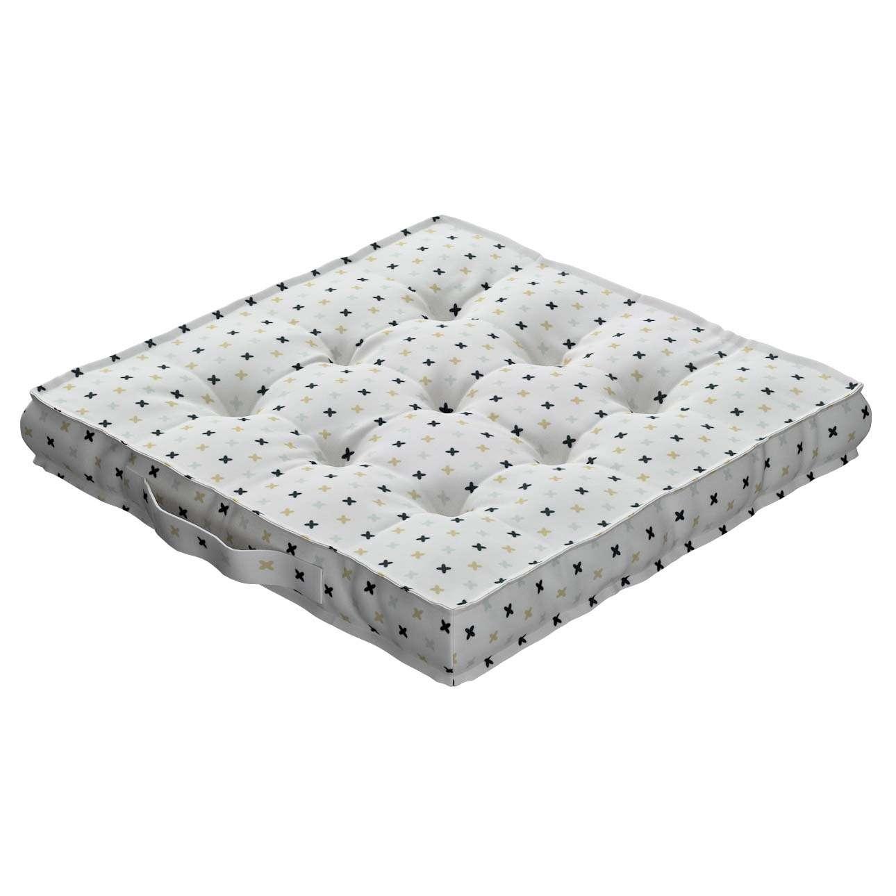 Siedzisko Kuba na krzesło w kolekcji Adventure, tkanina: 141-83
