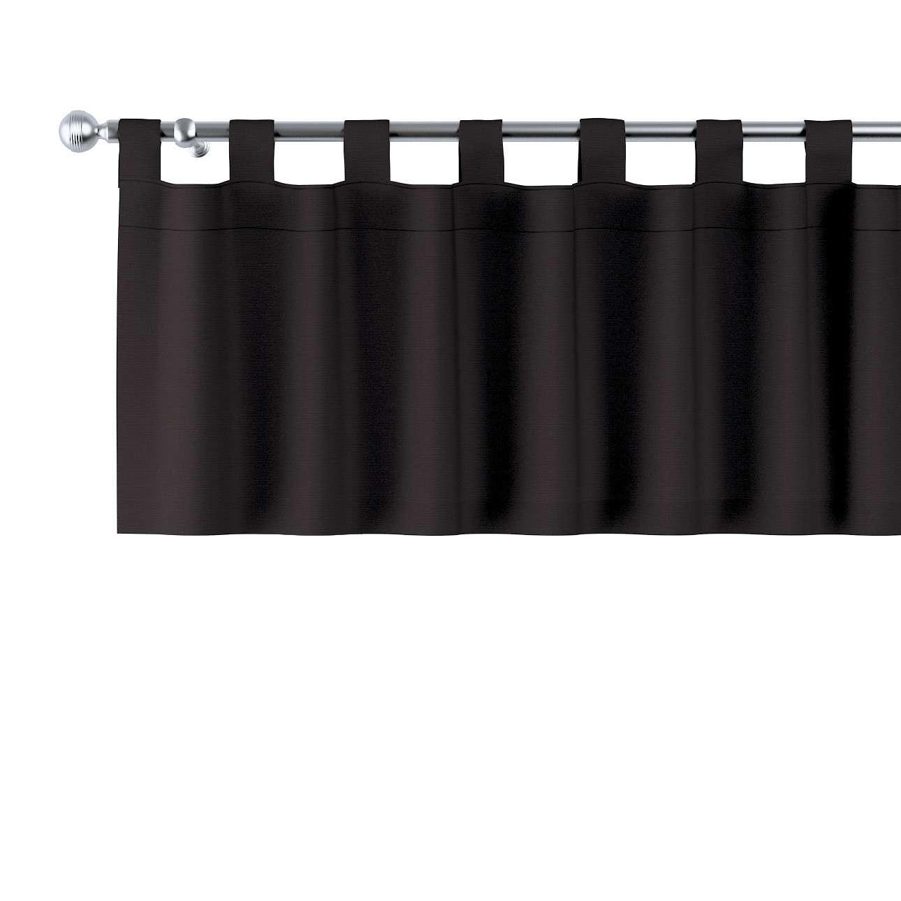 Gardinkappe med stropper fra kolleksjonen Cotton Panama, Stoffets bredde: 702-09