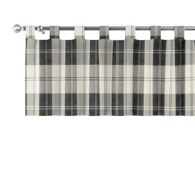 Gardinkappe med stropper fra kolleksjonen Edinburgh, Stoffets bredde: 115-74