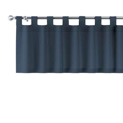 Gardinkappe med stropper fra kolleksjonen Quadro, Stoffets bredde: 136-04