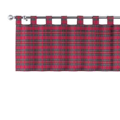Gardinkappe med stropper fra kolleksjonen Bristol , Stoffets bredde: 126-29