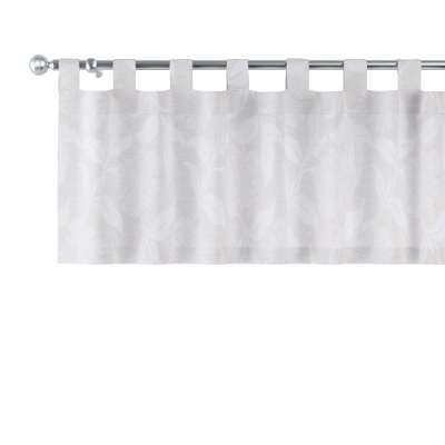 Gardinkappe med stropper fra kolleksjonen Venice, Stoffets bredde: 140-51
