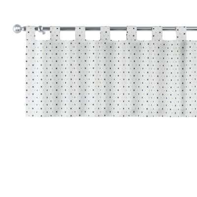 Gardinkappe med stropper fra kolleksjonen Adventure, Stoffets bredde: 141-83