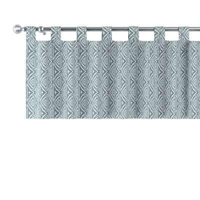 Gardinkappe med stropper fra kolleksjonen Comics, Stoffets bredde: 143-23