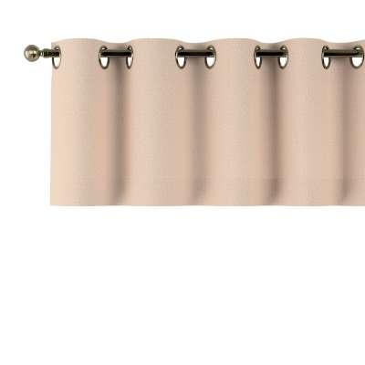 Gardinkappe med maljer fra kolleksjonen Edinburgh, Stoffets bredde: 115-78