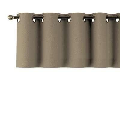 Gardinkappe med maljer fra kolleksjonen Chenille, Stoffets bredde: 702-21