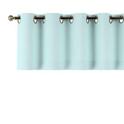 Gardinkappe med maljer fra kolleksjonen Cotton Panama, Stoffets bredde: 702-10