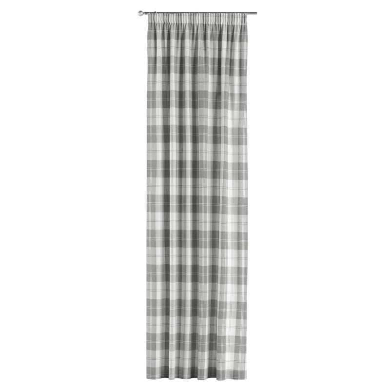 Pencil pleat curtains in collection Edinburgh, fabric: 115-79