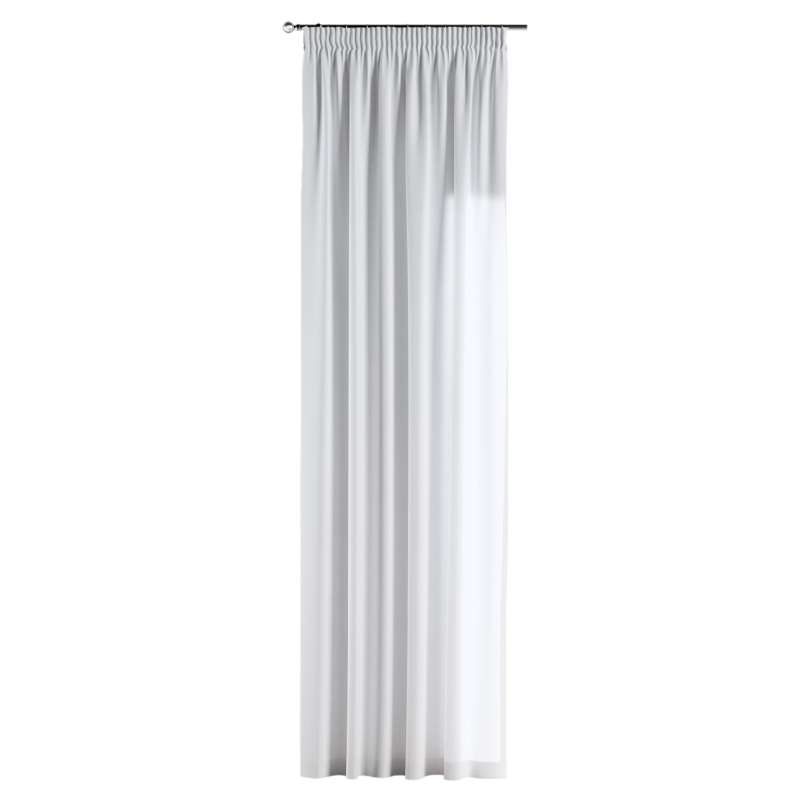 Pencil pleat curtains in collection Loneta , fabric: 133-02