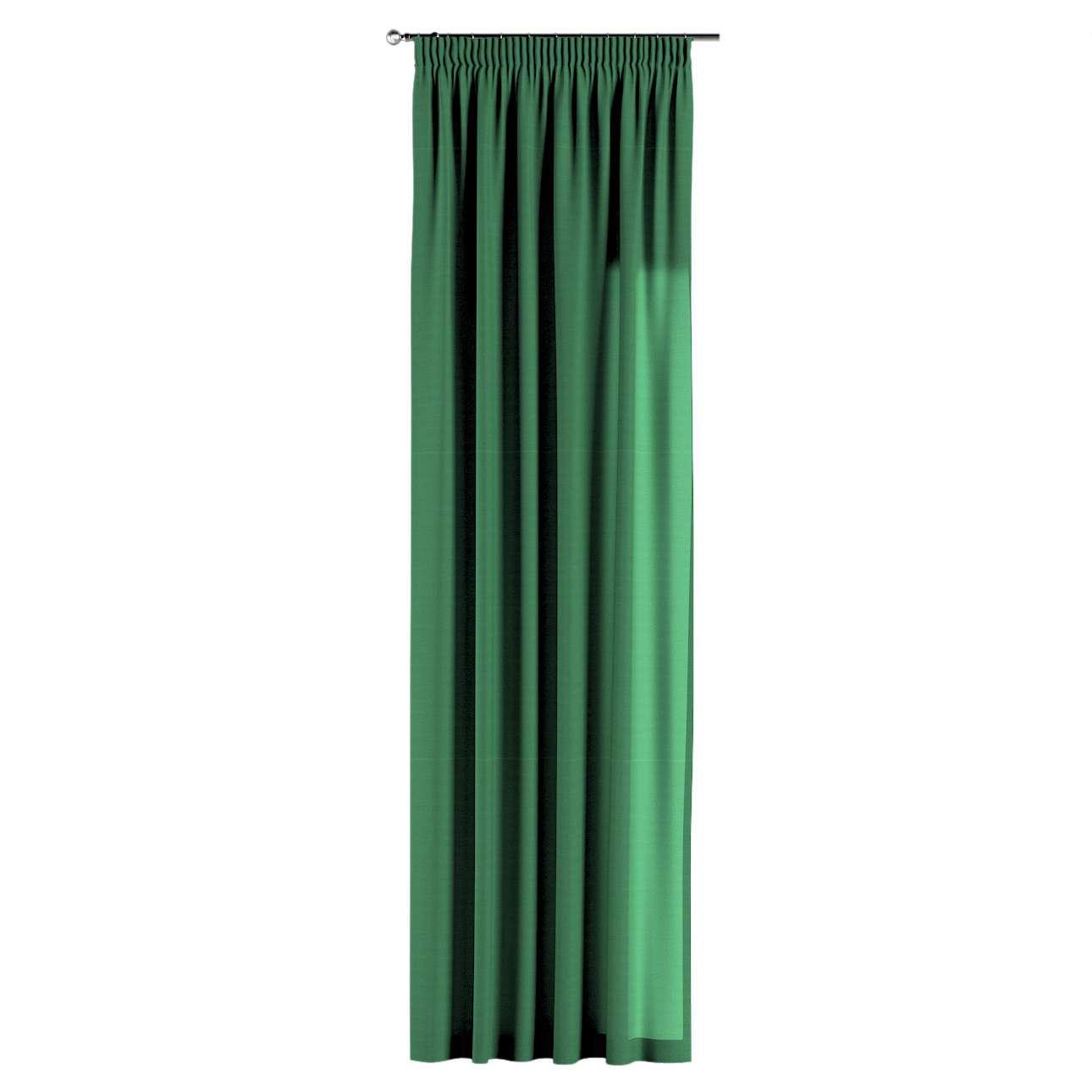 Záves na riasiacej páske V kolekcii Loneta, tkanina: 133-18