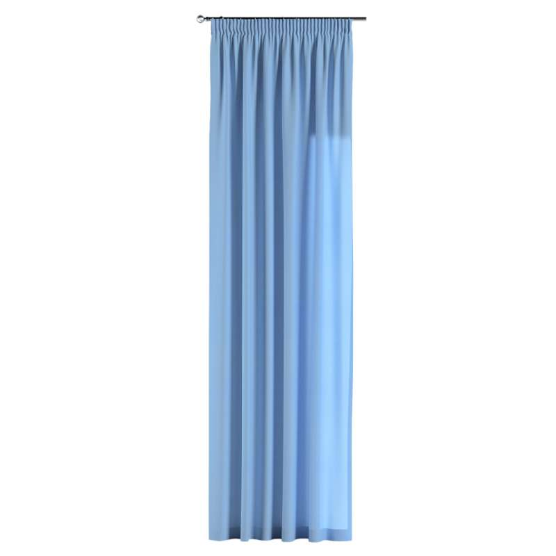 Záves na riasiacej páske V kolekcii Loneta, tkanina: 133-21