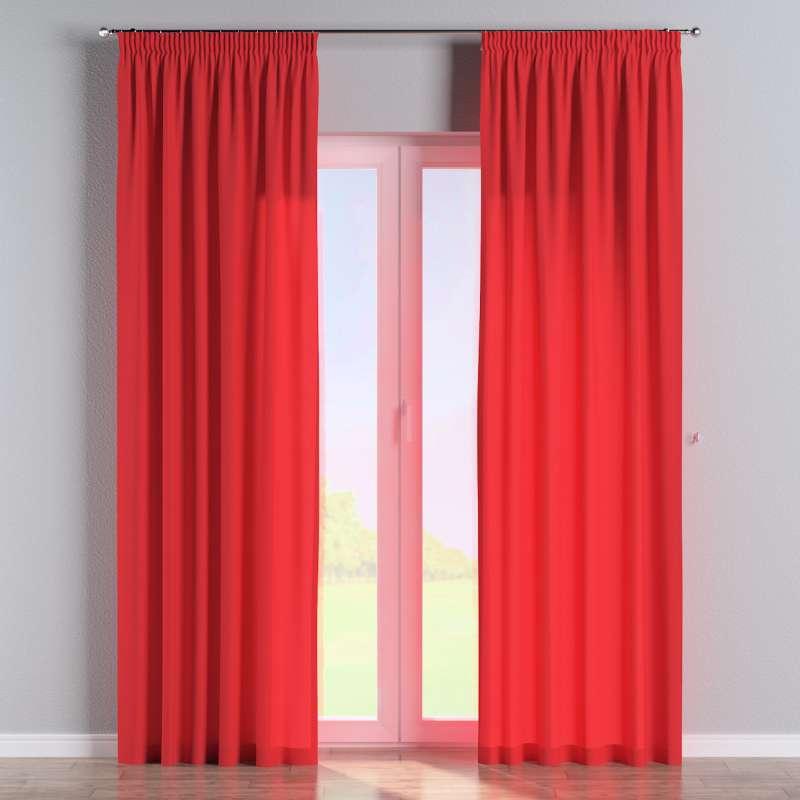 Függöny ráncolóval a kollekcióból Loneta Lakástextil, Dekoranyag: 133-43