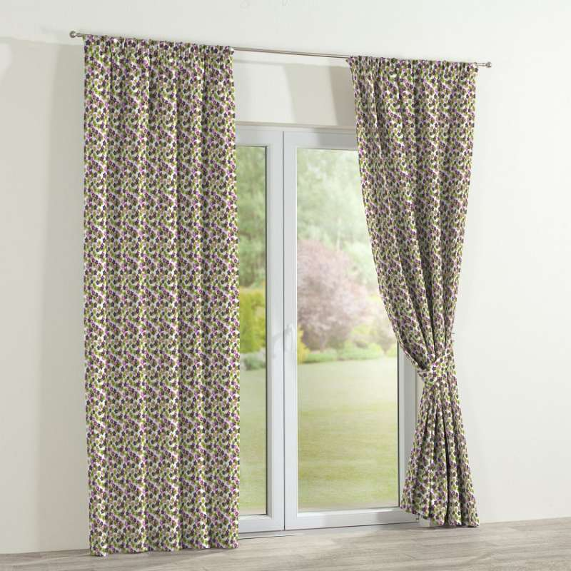 Pencil pleat curtains in collection SALE, fabric: 137-55