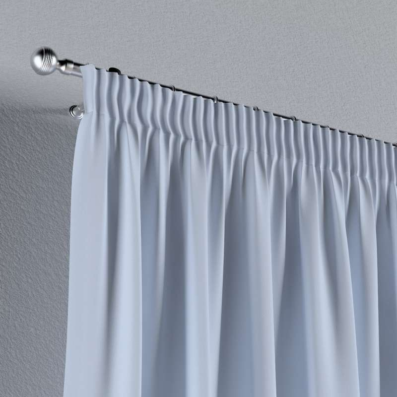 Pencil pleat curtains in collection Loneta , fabric: 133-35