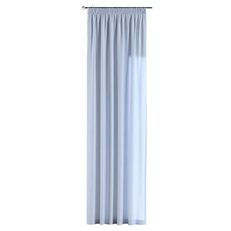 Függöny ráncolóval a kollekcióból Loneta Lakástextil, Dekoranyag: 133-35