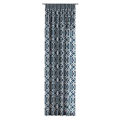 Gardin med rynkebånd 1 stk. fra kollektionen Comics, Stof: 135-10